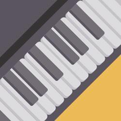 پیانو آنلاین / آنلاین پیانو بنوازید